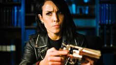 Lisbeth Salander is woman you should never cross. The novelist, Larsson stated that he based the character of Lisbeth Salander on what he imagined Pippi Longstocking might have been like as an adult.