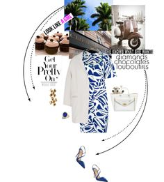 """Diamonds, Chocolates & Louboutins"" by pam0713 ❤ liked on Polyvore"