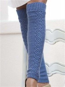 Traveling Legwarmers. 24 patterns here for leg warmers