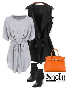 """""""Untitled #1110"""" by mariam-magana on Polyvore featuring Hermès"""