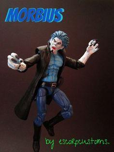 Morbius (Marvel Universe) Custom Action Figure
