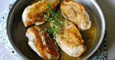 Citromos-kakukkfüves csirkemell - Az ellenállhatatlan finomság   Femcafe