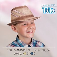 Hat for summer. Kapelusz na lato.