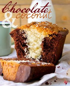 Chocolate y coco Choco Chocolate, Death By Chocolate, No Bake Desserts, Dessert Recipes, Deli Food, Cake Cookies, Cupcakes, Macaroons, Coffee Cake