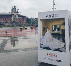 Hermosa Barcelona en la Bridal Week 2016