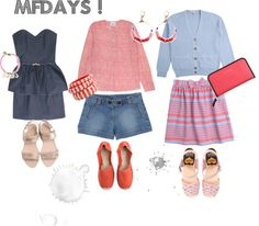 MFDAYS, created by mediumfashiongallery on Polyvore