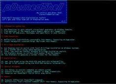 p0wnedShell v1.3 – PowerShell Runspace Post Exploitation Toolkit.