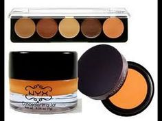 cover Dark ACNE SCARS  hyper pigmentation & Dark Circles NOW - great makeup artist. Good for tips