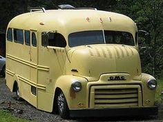 Coolest School Bus Ever! 1953 GMC COE