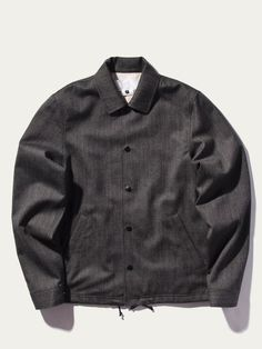 Ganryu coach's jacket.