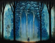 Andy Kehoe, Cathedral of the Forest Deep
