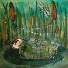 Illustrations by Johanna Wright