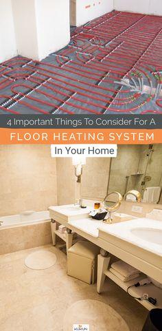 20 best in floor heating images underfloor heating hydronic rh pinterest com