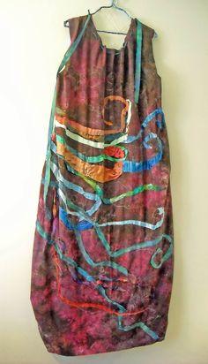 Lorie McCown Dresses Fiber