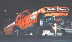 Arnie Beswick Pontiac Tempest Funny Car