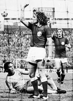 Allan Simonsen (Denmark, 1972–1986, 55 caps, 20 goals)