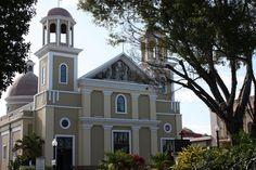 Cathedral Nuestra Senora de La Candelaria, Mayaguez