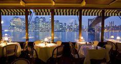 1977年に開業して以来、リバー・カフェは夜景レストランの代名詞