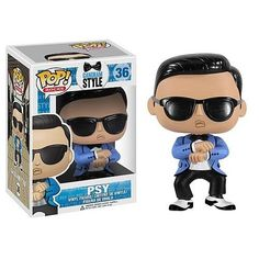 Funko POP Rocks: Gangnam Style Vinyl Figure by Funko