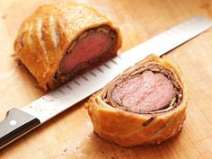 How To Make The Ultimate Beef Wellington- would be fun to try for a fancy meal
