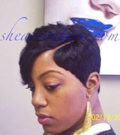 Sew in Hairstyles for Black Women 27 Piece Short 27 Piece Hairstyles, Short Quick Weave Hairstyles, Sew In Hairstyles, 2015 Hairstyles, Short Hair Cuts, Black Hairstyles, Hair Images, Hair Pictures, Curly Hair Styles