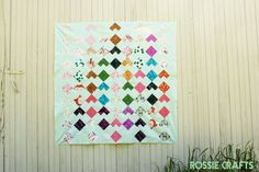 "https://flic.kr/p/uyzrCo | Optimism Quilt by Rossie | Read about this quilt on my blog!  <a href=""http://r0ssie.blogspot.com/2015/06/optimism-modern-quilt.html"" rel=""nofollow"">r0ssie.blogspot.com/2015/06/optimism-modern-quilt.html</a>"
