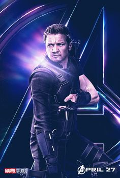 Hawkeye Infinity War poster by MayDayPayDay on DeviantArt
