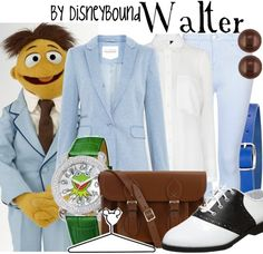 Disney Bound - Walter