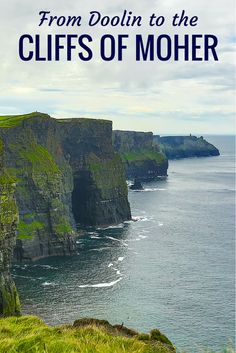 My journey from the tiny village of Doolin to the spectacular Cliffs of Moher, Ireland.