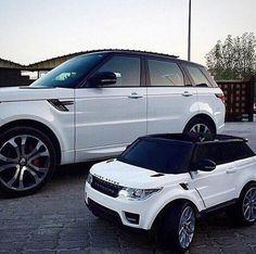 Range Rover family!