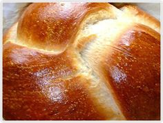 Orange Blossom Honey Challah