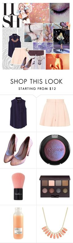 """i won't break that easily"" by calliopes ❤ liked on Polyvore featuring moda, DKNY, Uniqlo, Topshop, Miu Miu, Laura Mercier, Davines, Talullah Tu, Sandra Dini y women's clothing"