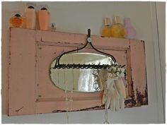 """indypendentdesigning: """"(via A Southern Belle with Northern Roots: Vintage Bath) """""""