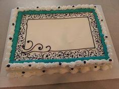 Dairy Queen Sheet Cake