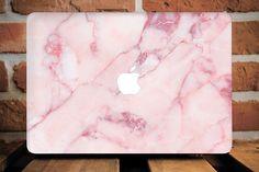 Pink Marble MacBook Air 13 Cover MacBook Pro 15 Cover MacBook