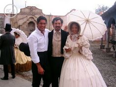 Amor Real 2003 - Behind the scenes