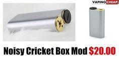 Noisy Cricket Mod