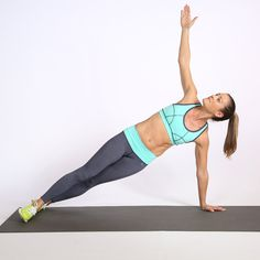 7-Minute HIIT Workout | POPSUGAR Fitness