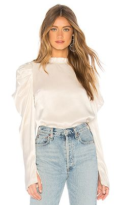 Weekly Rewind + Family Update by Lisa Allen Lisa Allen, Christian Women, Cropped Jeans, White Tops, Fashion Accessories, Bell Sleeve Top, Comfy, Waffle, Long Sleeve