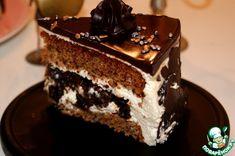 """Торт """"Чернослив в шоколаде"""" ингредиенты"""