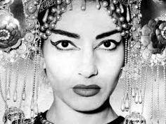 This section wouldn't be a real Opera Diva Board without the legendary Maria Callas!