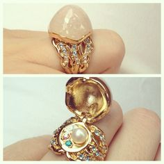Disney couture ring <3