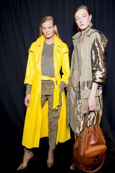 Ralph Lauren Spring 2015 RTW – Backstage – Vogue
