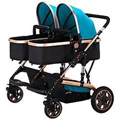 stock clear twin baby cart width 4 mode high landscape pram carrier poussette stroller no bugaboo donkey Double Baby Strollers, Best Double Stroller, Twin Strollers, Best Baby Strollers, Double Stroller For Twins, Baby Jogger, Bugaboo Donkey, Umbrella Stroller, Pram Stroller