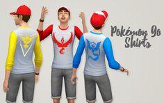 Maxis Match // Pokemon Go Shirts