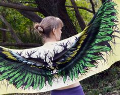 Green Wings Scarf, Yellow Shawls Natural Cotton, Beach Fashion, Colour Feathers, Yellow Scarfs, Magic Scarf, Ladies Scarf, Scarves Shawls