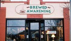 Love the name of this Coffee Shop :)