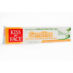 Kiss My Face - Sensitive Toothpaste