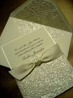 wedding gold embossed paper wrap elegant sale discount invitations