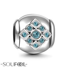 Soufeel Ice Charm. When winter comes, does it reminds you some beautiful memories?